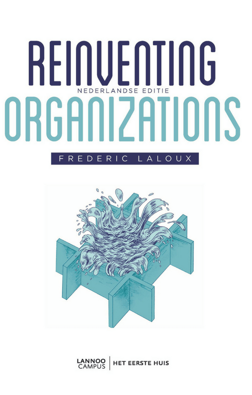 Reinventing Organisations - Frederix Laloux
