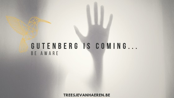 Gutenberg is coming